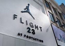 Flight 23 at Footaction