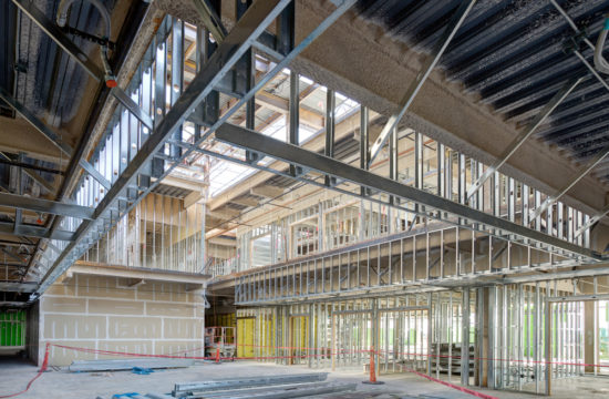 Commercial Construction Company Chicago IL